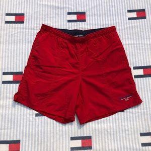 Vintage Polo Sport swim trunk shorts
